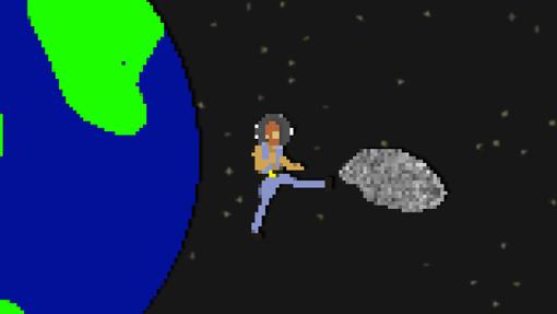 Chuck Norris Attacks the DA14 2012 Asteroid